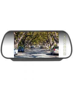 Boyo VTM700M 7 inch Clip on Rearview Mirror LCD monitor
