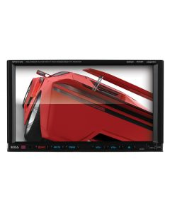"""Boss BV9755 7"""" Double Din Motorized Touchscreen Monitor for Vehicles"""