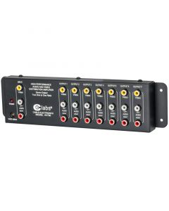 CE Labs AV700 Composite Audio and Video Distribution Amplifier