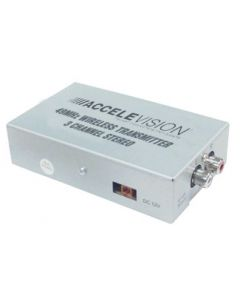 Accelevision CDRFT3T 3 Channel Wireless RF Transmitter