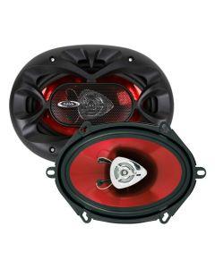 Boss Audio CH5720 Chaos Extreme 2-way 5 x 7 inch Full Range Speaker - Main