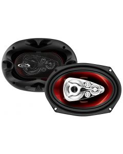 Boss Audio CH6950 Chaos Extreme 5-way 6 x 9 inch Full Range Speaker - Main