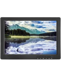 Clarus TOP-MC154P 15.4 inch 1080p In Wall or Flush mount LCD display with HDMI, RCA and VGA Inputs