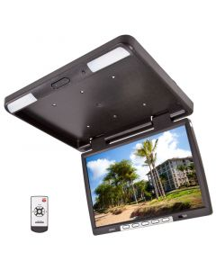 """Quality Mobile Video Clarus TOP-ZFD154W 15.4""""Overhead Flip down Monitor - Main"""