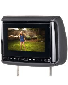 Concept BSD-705 7 inch LCD Headrest Monitor with Built-In DVD Player - Main