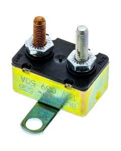 Cooper Bussmann CB50AR 50 amp Automatic reset circuit breaker
