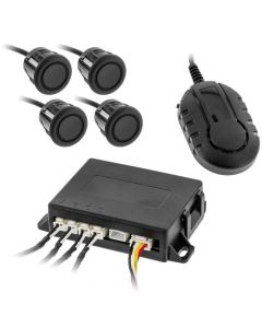 Crimestopper CA-5013.MATT.2 Parking Assist System with 4 Sensors and Buzzer