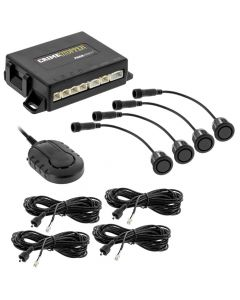 Crimestopper PARK-PMCU Front/Rear Parking Assist System with 4 Sensors and Buzzer