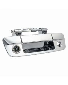 Crimestopper SV-6834.CHR.C Dodge Ram Chrome Back Up Camera