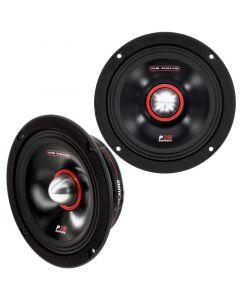 "DB Drive P3M 6C 8 Ohm Pro Audio High-Efficiency Shallow-Mount Die-Cast 6"" Mid-Range Speaker - Main"