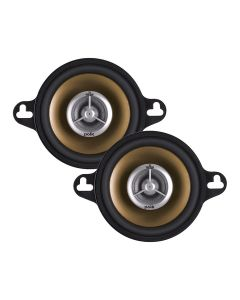 Polk Audio DB351 3 1/2 inch Coaxial - 2 way Car Speakers