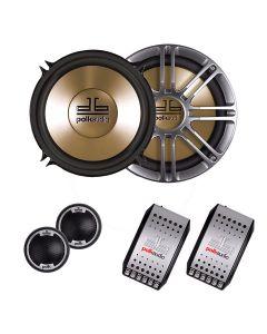 Polk Audio DB5251 5 1/4 inch Component - 2 way Car Speakers