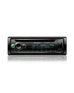 Pioneer DEH-S7200BS Single-DIN In-Dash CD Receiver with HD Radio, Bluetooth, Pioneer Smart Sync & SiriusXM Ready