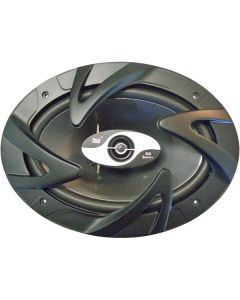 Dual DS-692 6x9 Inch Coaxial Speakers - 60W RMS/100W Max Power