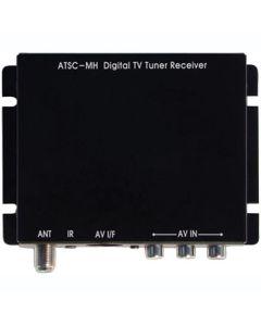 Power Acoustik DTV-MHU Universal Mobile ATSC-MH Digital TV Receiver