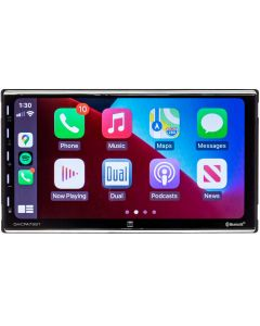 """Dual DMCPA79BT 7"""" Double DIN Multimedia Receiver with Apple CarPlay & Android Auto - main"""