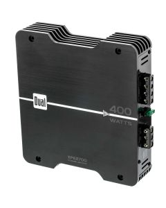 Dual XPE2700 XPE Series 2-Channel Class AB Amplifier