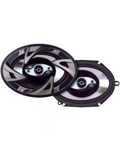 "Dual DS573 Coaxial Car Speakers 150 Watt  2-Way 5"" x 7""/6"" x 8"""