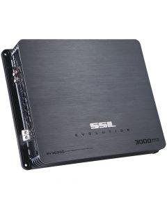 Soundstorm EV3000D Evolution Series Class D Mono Amplifier 3000W max 1200W x 1 @ 4 Ohm 1700W x 1 @ 2 Ohm