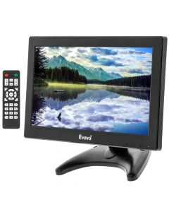 Eyoyo TOP-SS-LCD122-2 12 Inch IPS Monitor with HDMI, DVI and VGA