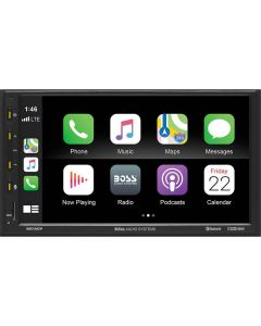 """Boss Audio BE7ACP 7"""" Capacitive Digital Media Receiver with Apple Carplay, Android Auto and Backup Camera"""