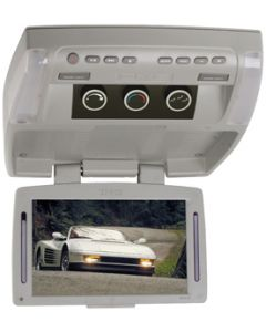 Overhead DVD flip down monitor for GM Vehicles