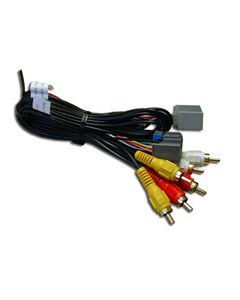 PAC GMRVD Overhead LCD Retention Cable Radio Replacement Cadillac, Chevrolet, GMC, Hummer, Pontiac, Saturn 2007-2009 Vehicles