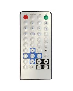 Gryphon MV-DVD2 and MV-DVD2T Replacement Remote Control