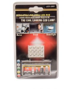 LED-2661 3x4 Piranha LED PCB Lamp Automotive Lighting