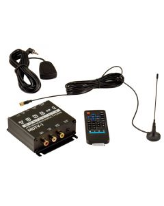 Gryphon TVTATSC-M Mobile ATSC M/H Digital TV Tuner System with Antenna, Wireless Controller and IR Receiver