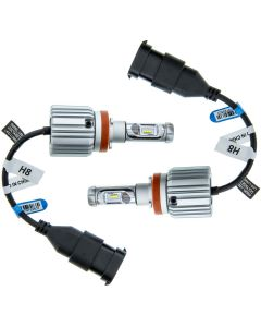 Heise HE-H8LED Replacement LED Headlight Kit - main