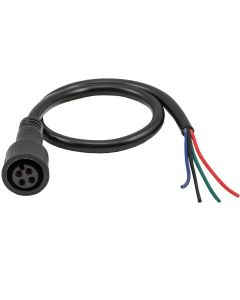 Heise HE-PTRGB RGB Pigtail Adapter for Accent Pods