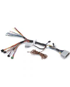 idataLink Maestro HRN-RR-CH2 Radio Replacement and Steering Wheel Interface Harness for 2004 - 2010 Chrysler, Dodge, Jeep and RAM Vehicles