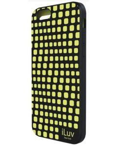 "iLuv ILVAI6AURWBK iPhone 6 4.7"" Aurora Wave Case - Black"