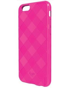 "iLuv ILVAI6GELAPN iPhone 6 4.7"" Gelato Case - Pink"