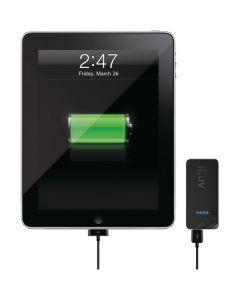 iLuv iBA100BLK iPod®/iPhone® 750 mAh Portable Battery Backup