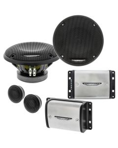Image Dynamics CSX64 1/2 inch Component Car Speakers