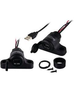 Install Bay CUSB21U-8 Marine Stereo Receiver