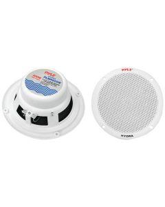 Pyle PLMR605W Marine Speakers