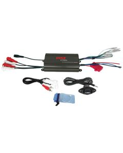 Pyle PLMRMP3B Marine Amplifier