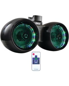 Pyle PLMRWB652LEB Marine Speakers