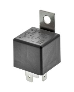 Install Bay 24VRL3040 24 VDC Vehicle 5-Pin Relay SPDT 30/40A Metal tab