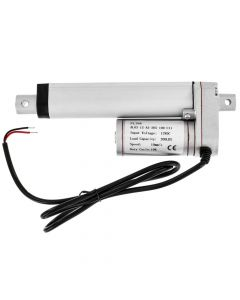 "InstallBay FLIN4 12 Volt Linear Actuator with 4"" stroke - 120lb Force Capacity"