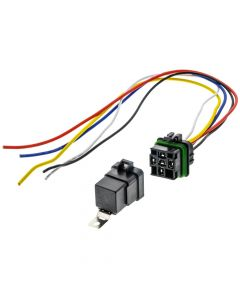 Install Bay IBW-24VRLH Water Resistant Relay W/ Prewired Socket 5 Pin 24V