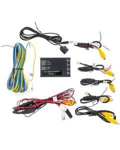 TE-TSI Video Interface with four camera inputs - Main
