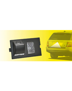 iPark IPCVS592D Vehicle Specific Reverse Back up Camera for select 2005-up Land Rover LR2/ LR3/ LR4 and Range Rover Sport Vehicles