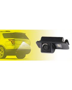 iPark IPCVS522S Vehicle Specific Reverse Back up Camera for 2011 - and Up Ford Explorer