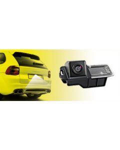 iPark IPCVS836D Vehicle Specific Reverse Back up Camera for 2011 Porsche Cayenne Vehicles