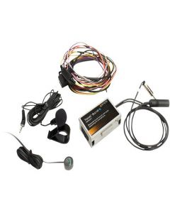 iSimple ISFM2351 Universal TranzIt Bluetooth Hands-Free for Vehicles