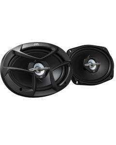 JVC CS-J6930 6 x 9 inch Tri-axial - 3 way Car Speakers